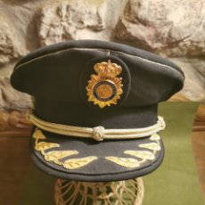 Militaria: GORRA DE COMISARIO DEL CUERPO NACIONAL DE POLICÍA. Lote 194625628