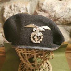 Militaria: BOINA NEGRA BRIGADA PARACAIDISTA. Lote 194627002