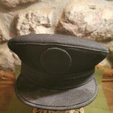 Militaria: GORRA DE PLATO POLICÍA NACIONAL. Lote 194627810
