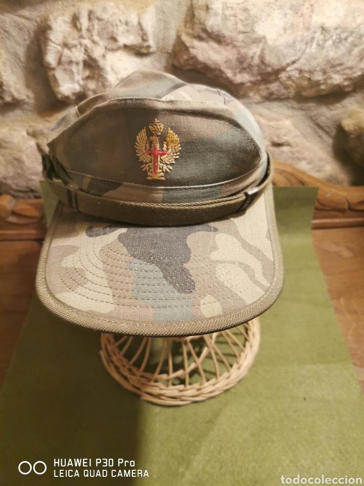 GORRA DE CAMPAÑA DEL EJÉRCITO DE TIERRA ESPAÑOL (Militar - Boinas y Gorras )