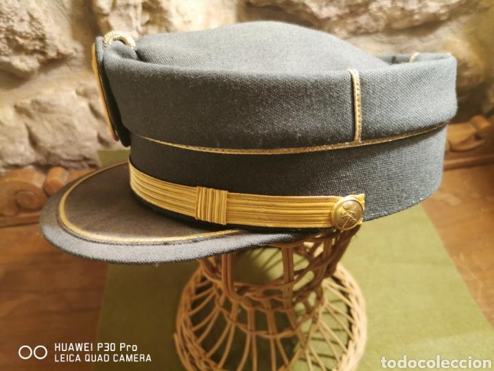Militaria: gorra teresiana de la Guardia Civil - Foto 2 - 194628578