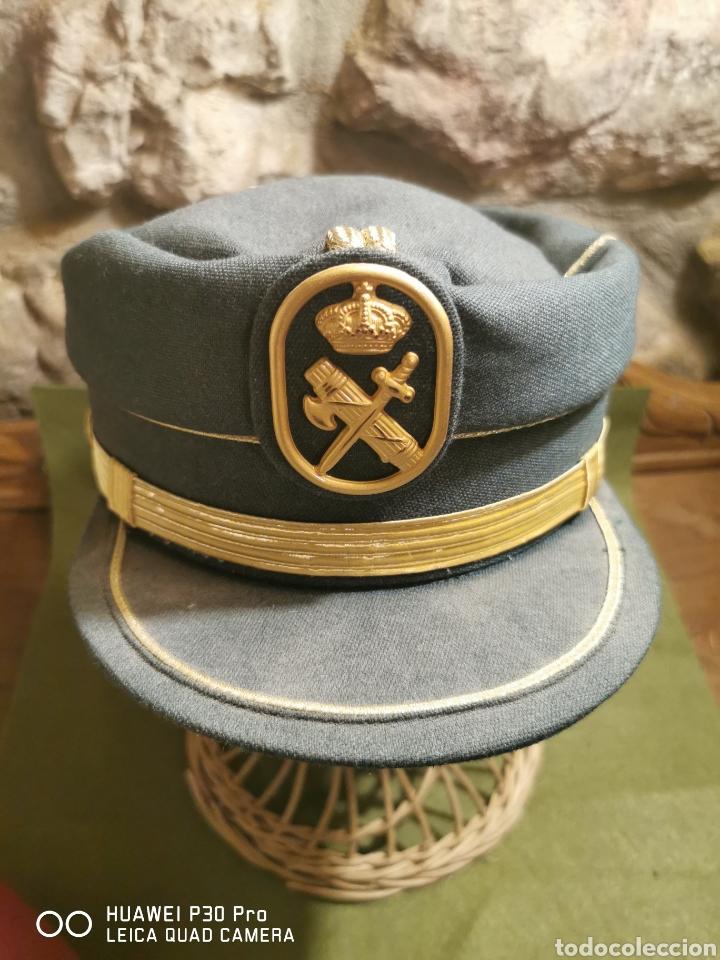 GORRA TERESIANA DE LA GUARDIA CIVIL (Militar - Boinas y Gorras )
