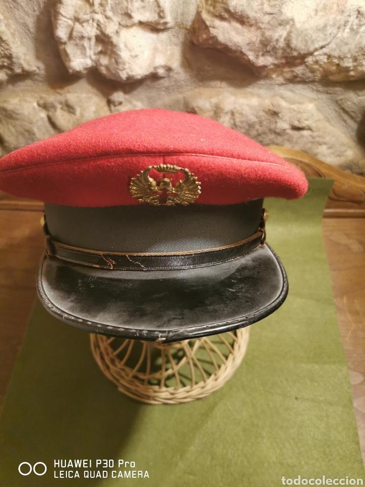GORRA DE PLATO DE CONDUCTOR DE LA GUARDIA CIVIL (Militar - Boinas y Gorras )