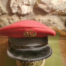 Militaria: GORRA DE PLATO DE CONDUCTOR DE LA GUARDIA CIVIL. Lote 194628721