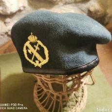 Militaria: BOINA VERDE DE LA GUARDIA CIVIL. Lote 194629696