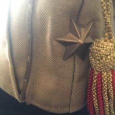 Militaria: GORRA MILITAR ANTIGUA. Lote 194669911