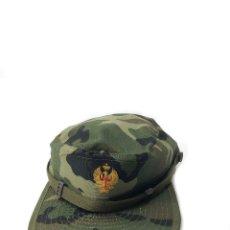 Militaria: GORRA BOSCOSA EJERCITO ESPAÑOL . Lote 194765143