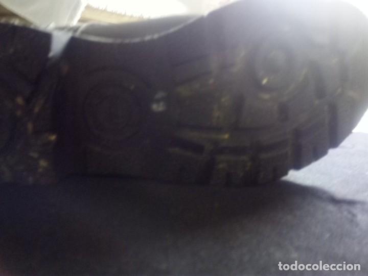 Militaria: Botas de salto EZAPAC.Talla 43.iturri.poquisimo uso. - Foto 4 - 194862336