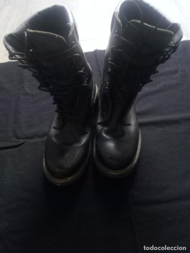 Militaria: Botas de salto EZAPAC.Talla 43.iturri.poquisimo uso. - Foto 6 - 194862336