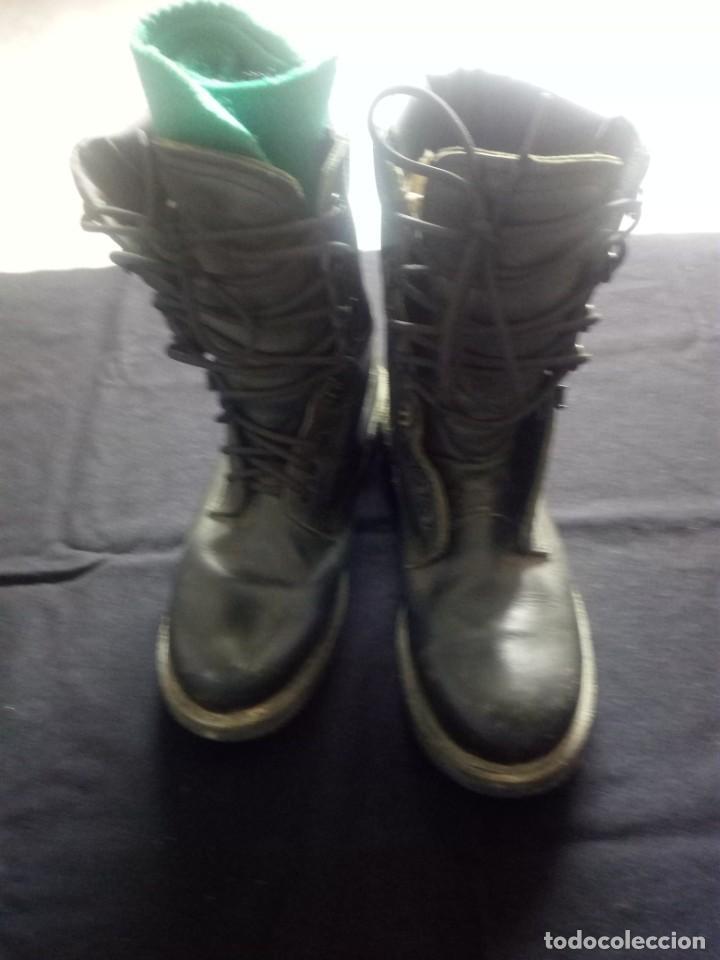 Militaria: Botas de salto EZAPAC.Talla 43.iturri.poquisimo uso. - Foto 8 - 194862336
