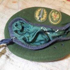 Militaria: BOINA EZAPAC Y COE. Lote 194899621