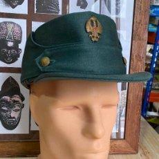 Militaria: GORRA GORRO MONTAÑERO DE LA GUARDIA CIVIL. Lote 194903341