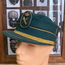 Militaria: GORRA GORRO TERESIANA DE LA GUARDIA CIVIL. Lote 194903516