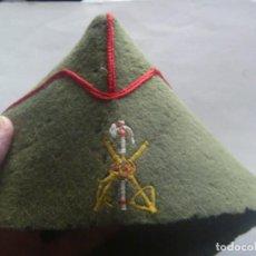 Militaria: LA LEGION : CHAPIRI DE LEGIONARIO. EMBLEMA BORDADO. Lote 194979790