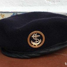Militaria: BOINA BRITANICA MARINA. Lote 194986180