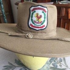 Militaria: SOMBRERO DE LA POLICIA DE PARAGUAY. Lote 194993076