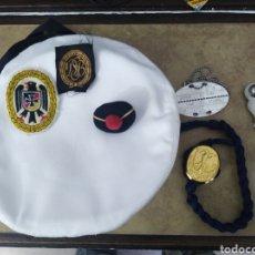Militaria: LOTE MARINA BUQUE ESCUELA ALEMAN. Lote 195018421