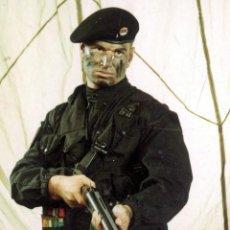 Militaria: BOINA MILICIAS SERBIAS (TIGRES DE ARKAN). GUERRA DE CROACIA Y GUERRA DE BOSNIA. Lote 195047330