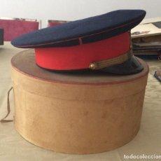 Militaria: GORRA DE OFICIAL DE ARTILLERIA EPOCA ALFONSO XIII. Lote 195093380
