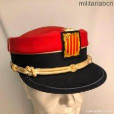 Militaria: CATALUNYA. TERESIANA DE LA ESCOLA DE POLICIA DE CATALUNYA. ALUMNO DE MOSSOS DE CATALUNYA.. Lote 195117316