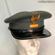 Militaria: GORRA DE PLATO LA GUARDIA CIVIL FISCAL. CABO 1º. ÉPOCA DE FRANCO.. Lote 195122610