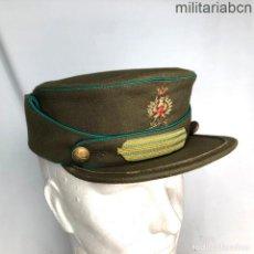 Militaria: GORRA DE PASEO DE SARGENTO DE CAZADORES DE MONTAÑA. ÉPOCA FRANCO.. Lote 195127692