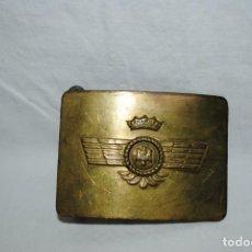 Militaria: ANTIGUA HEBILLA DE LA AVIACION .. Lote 195128635