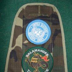 Militaria: BRAZALETE SALAMANDER ONU. Lote 195176500
