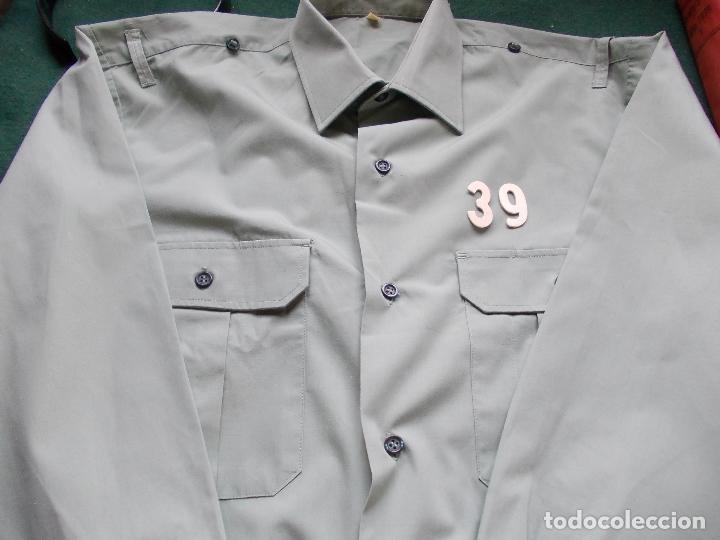CAMISA GUARDIA CIVIL (Militar - Otros relacionados con uniformes )