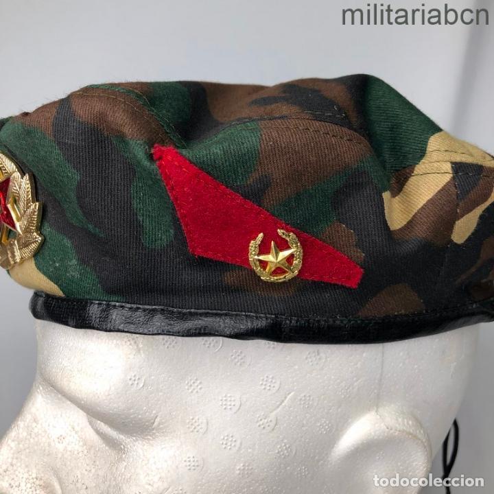Militaria: Rusia. Federación Rusa. Boina de Spetsnatz. - Foto 3 - 195325088