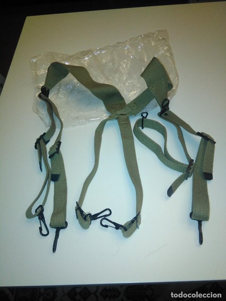 TRINCHAS DE COMBATE M-1936 US (Militar - Cinturones y Hebillas )