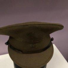 Militaria: GORRA ALFÉREZ PROVISIONAL GUERRA CIVIL SIN ESCUDO BORDADO. Lote 195395571