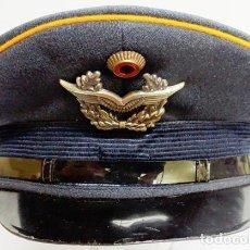 Militaria: GORRA DE PLATO DE SUB OFICIAL MILITAR ANTIGUA LUFTWAFFE,ALEMANIA. Lote 195478851