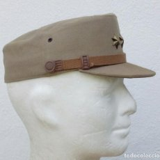 Militaria: GORRA COREANA DE TROPAS NÓMADAS SÁHARA, M67. GORRILLA DE FAENA, CAPITÁN ATN, COLOR GARBANZO.. Lote 195497651