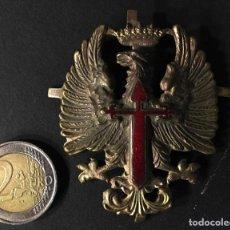 Militaria: DISTINTIVO PARA GORRA ???. Lote 195535266
