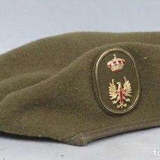 Militaria: BOINA EJERCITO DE TIERRA. JUAN CARLOS I. Lote 196234732