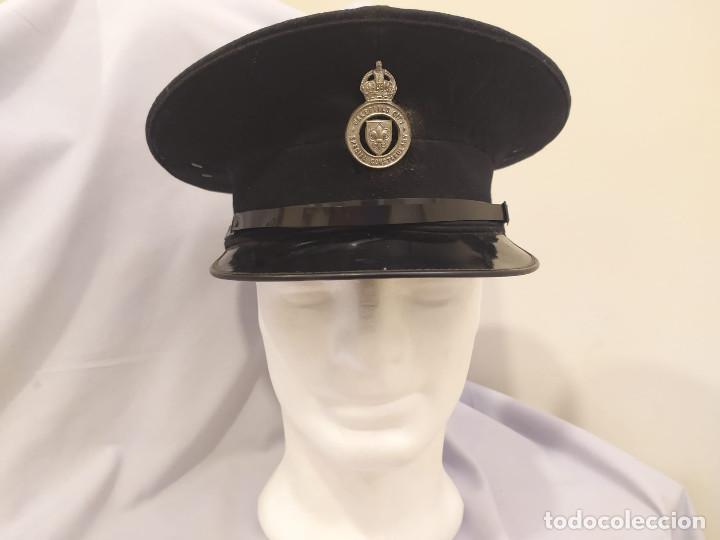Militaria: REINO UNIDO - POLICÍA BRITÁNICA - AÑOS 60 - Foto 2 - 196967498