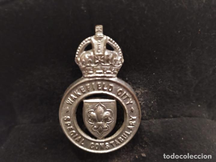 Militaria: REINO UNIDO - POLICÍA BRITÁNICA - AÑOS 60 - Foto 3 - 196967498