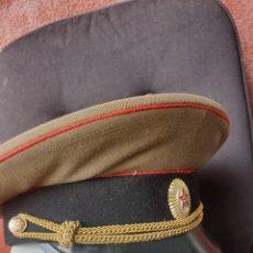Militaria: GORRA DE OFICIAL RUSO-SOVIETICO.. Lote 197192873