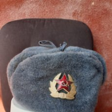 Militaria: GORRA SOLDADO RUSO-SOVIETICO.. Lote 197193861