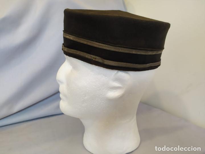 Militaria: USA - PILLBOX HAT - c.1884 - ACOMODADOR TEATRO / BOTONES HOTEL ? - Foto 3 - 197475116