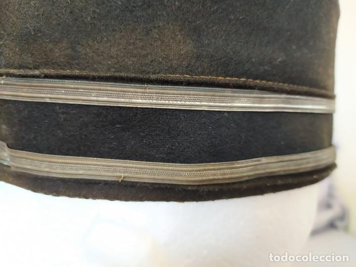 Militaria: USA - PILLBOX HAT - c.1884 - ACOMODADOR TEATRO / BOTONES HOTEL ? - Foto 5 - 197475116