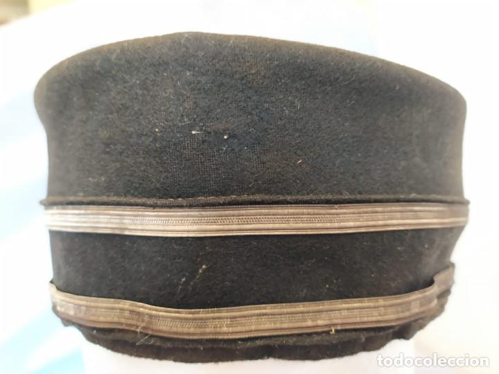 Militaria: USA - PILLBOX HAT - c.1884 - ACOMODADOR TEATRO / BOTONES HOTEL ? - Foto 6 - 197475116