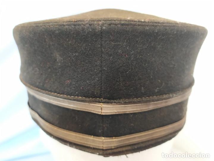 Militaria: USA - PILLBOX HAT - c.1884 - ACOMODADOR TEATRO / BOTONES HOTEL ? - Foto 7 - 197475116