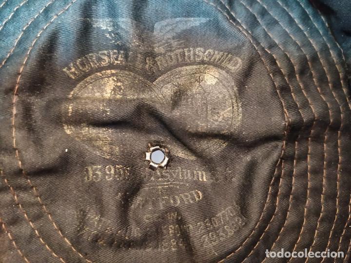 Militaria: USA - PILLBOX HAT - c.1884 - ACOMODADOR TEATRO / BOTONES HOTEL ? - Foto 17 - 197475116
