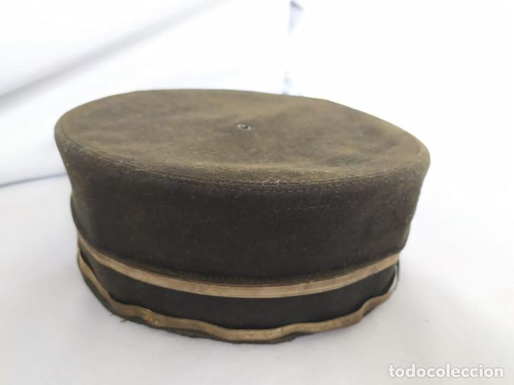 Militaria: USA - PILLBOX HAT - c.1884 - ACOMODADOR TEATRO / BOTONES HOTEL ? - Foto 20 - 197475116