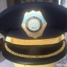 Militaria: GORRA FEDERAL DE POLICÍA DE TRÁNSITO - MÉXICO - TENIENTE. Lote 198949498