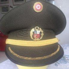 Militaria: GORRA DE POLICÍA PERU . Lote 198949671
