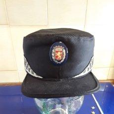 Militaria: GORRA POLICÍA LOCAL DE ZARAGOZA. Lote 199090362