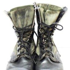 Militaria: US ARMY: ORIGINALES BOTAS DE JUNGLA. Lote 199789530